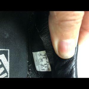 Vans Shoes - Black Asher Perforated Slip-On Sneaker Women's 8.5